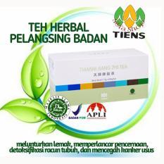 Beli Tiens Jiang Zhi Tea Herbal Pelangsing Dan Memperlambat Penuaan Online