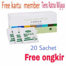 Jual Tiens Jiang Zhi Tea Kemasan Ekonomis 20 Sachet Original Tiens By Tiens Ratna Wijaya Free Kartu Member Tiens Ratna Wijaya Tiens Original