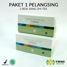 Jual Tiens Jiang Zhi Tea Paket 1 Promo Online Jawa Timur