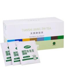 Spesifikasi Tiens Jiang Zhi Tea Teh Hijau Pelangsing Herbal 1 Box Isi 40 Sachet Murah
