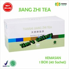 Promo Tiens Jiang Zhi Tea Teh Hijau Tianshi Ori Teh Pelangsing Dan Penurun Kadar Kolestrol Murah