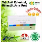 Jual Tiens Jiang Zhi Tea Teh Hijau Tianshi Pelangsing Herbal Penghancur Lemak Asam Urat 1 Box Isi 40 Sachet Jawa Timur