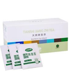 Review Tiens Jiang Zhi Tea Teh Kaya Manfaat 40 Sachet