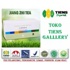 Tiens Jiang Zhi Tea / Teh Penurun Berat Badan Alami no 1 di Lazada