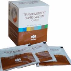 Toko Tiens Kalsium Nhcp Kemasan 8 Saset Original Tiens By Tiens Olshop Free Konsultasi Termurah Jawa Timur