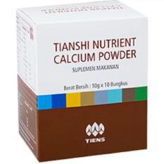 Toko Tiens Kalsium Nhcp Tiens Nutrient Calcium Powder Online