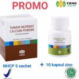 Toko Tiens Kalsium Nhcp Tiens Nutrient Calcium Powder Termurah