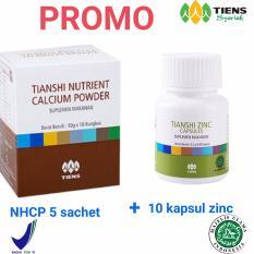 Ulasan Lengkap Tiens Kalsium Nhcp Tiens Nutrient Calcium Powder