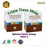 Toko Tiens Kalsium Patah Tulang Paket 2 Free Member Trisia Tiens Shop Online Di Indonesia