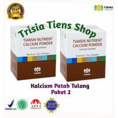 Beli Tiens Kalsium Patah Tulang Paket 2 Free Member Trisia Tiens Shop Murah Di Indonesia