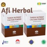 Spesifikasi Tiens Kalsium Patah Tulang Paket 2 Free Member Card Afi Herbal 1 Dan Harga
