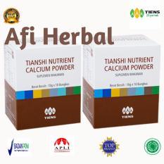 Jual Cepat Tiens Kalsium Patah Tulang Paket 2 Free Member Card Afi Herbal 1