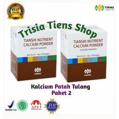 Diskon Tiens Kalsium Patah Tulang Paket 2 Free Member Trisia Tiens Shop Tiens
