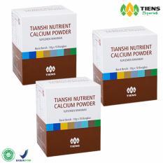 Spesifikasi Tiens Kalsium Patah Tulang Paket 3 Promo 3 Box Terbaru