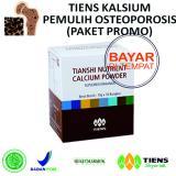Jual Tiens Kalsium Pemulih Osteoporosis Paket Promo Tiens Murah