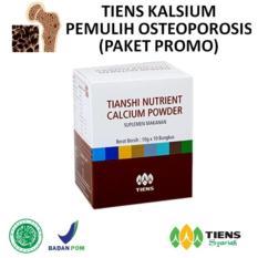 Tiens Kalsium Pemulih Osteoporosis Paket Promo Banting Harga 1 Kalsium Gratis Kartu Diskon Tiens Mega Original