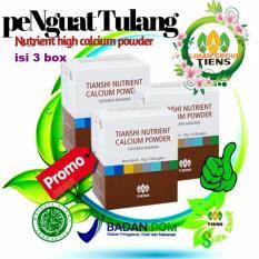 Toko Tiens Kalsium Peninggi Badan Dan Penguat Tulang Terbukti Halal Mui 3Box Nhcp By Liman Group Hemaat Termurah Di Jawa Timur