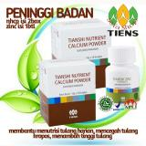 Jual Tiens Peninggi Badan Penguat Tulang Paket 20Hari Nutrient High Calcium Powder Zinc By Silfa Shop Branded