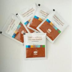 Tiens Kalsium Patah Tulang Osteoporosis Dan Peninggi Badan Paket 5 Saset Original By Tiens Olshop Murah