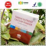 Promo Tiens Kalsium Terbaik Nurient Hight Calcium Powder Bonafideshop Murah