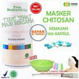 Toko Tiens Masker Chitosan Herbal Anti Jerawat Paket 100 Kapsul Termurah