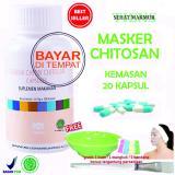 Diskon Produk Tiens Masker Chitosan Herbal Anti Jerawat Paket 20 Kapsul