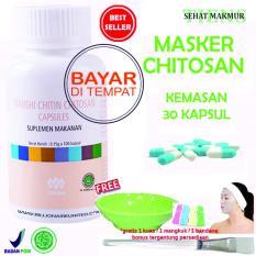 Beli Tiens Masker Chitosan Herbal Anti Jerawat Paket 30 Kapsul Dengan Kartu Kredit