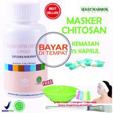 Tiens Masker Chitosan Herbal Anti Jerawat Paket 75 Kapsul Jawa Timur Diskon