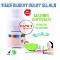 Perbandingan Harga Tiens Masker Herbal Anti Jerawat Paket 100 Kapsul Gratis Kuas Masker Bandana Mangkuk Cepuk