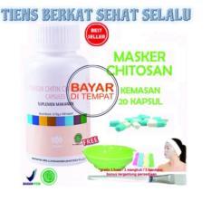 Jual Tiens Masker Herbal Anti Jerawat Paket 20 Kapsul Jawa Timur Murah