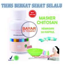 Toko Tiens Masker Herbal Anti Jerawat Paket 50 Kapsul Gratis Kuas Masker Bandana Mangkuk Cepuk Sesuai Persediaan Terlengkap Di Jawa Timur