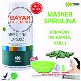 Promo Toko Tiens Masker Herbal Pemutih Wajah 100 Kapsul