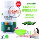 Jual Tiens Masker Herbal Pemutih Wajah Paket 50 Kapsul Di Bawah Harga
