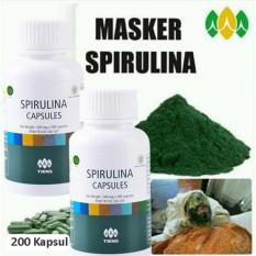 Penawaran Istimewa Tiens Masker Herbal Spirulina 200 Murah Terbaru