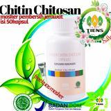 Beli Tiens Masker Jerawat Dan Kulit Wajah Berminyak Chitin Chitosan Isi 50Kapsul Silfa Shop Online