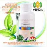 Tips Beli Tiens Masker Wajah Chitin Chitosan Penghilang Minyak Berlebih Isi 30 Kapsul Silfa Shop Yang Bagus
