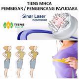 Beli Tiens Mhca Pembesar Pengencang Payudara Combo Hemat 5 Vitaline Breast Massage Oil Lebih Murah Member Card Th Baru