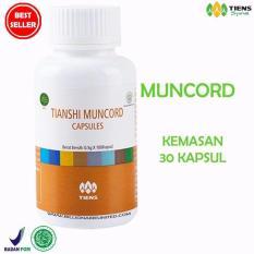 Harga Tiens Muncord Cordyceps Capsule Vitamin Imunitas Daya Tahan Tubuh Tianshi Ori 1 Botol Isi 30 Kapsul Paling Murah