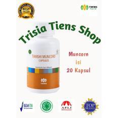Beli Tiens Muncord Herbal Alami Untuk Solusi Para Perokok 25 Kapsul Free Member Card Trisia Tiens Shop Online Indonesia