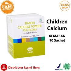 Tiens NCP for Children - Susu Kalsium Kecerdasan dan Pertumbuhan Anak (Kemasan 1 Box)