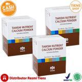 Tiens Nhcp Nutrient Calcium Powder Kalsium Peninggi Badan Paket 3 Box Gratis Teh Diskon Akhir Tahun