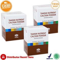 Top 10 Tiens Nhcp Nutrient Calcium Powder Kalsium Peninggi Badan Paket 3 Box Gratis Teh Online
