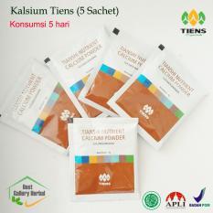 Beli Tiens Nhcp Nutrient Calcium Powder Murah 5 Sachet Kalsium Peninggi Badan Osteoporosis Jantung Sendi Rematik Pengapuran Patah Tulang Retak Tiens