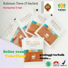 Spesifikasi Tiens Nhcp Nutrient Calcium Powder Promo 5 Sachet Kalsium Peninggi Badan Osteoporosis Jantung Sendi Rematik Pengapuran Patah Tulang Retak Online