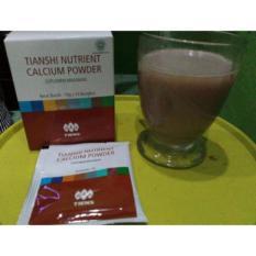 Harga Tiens Nhcp Nutrient Calcium Powder Promo 5 Sachet Kalsium Peninggi Badan Osteoporosis Jantung Sendi Rematik Pengapuran Patah Tulang Retak Asli