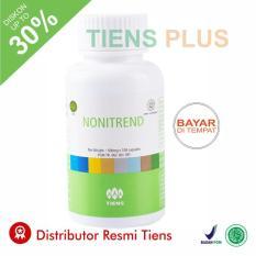 Beli Tiens Nonitrend 1 Botol 100 Kapsul Gratis Member Card Gift Online Terpercaya