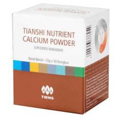 Jual Tiens Nutrient Calcium Powder Kalsium Susu Peninggi Badan Organik Tiens Di Jawa Tengah