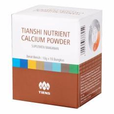 Jual Tiens Nutrient Calcium Powder Kalsium Untuk Tulang Dan Peninggi Badan Lengkap