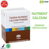 Toko Tiens Toko Herbal Nutrient Calcium Powder Kalsium Untuk Tulang Patah Retak Osteoporosis Dan Peninggi Badan Paket 1 Box 10 Sachet Free Kartu Diskon Tokoherbaltiens Terlengkap Jawa Timur