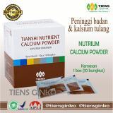 Beli Tiens Nutrient Calcium Powder Nutrisi Tulang Dan Sendi Peninggi Badan Alami By Tiens Ginko Tiens Asli